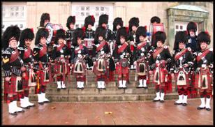 Pipes and Drums of the Royal British Legion Osnabeück e.V.